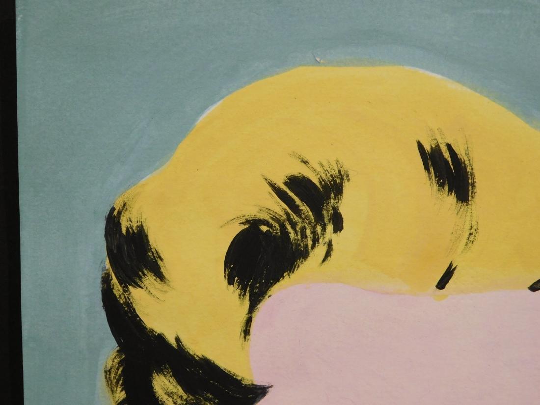 Andy Warhol: Marilyn Monroe - 6