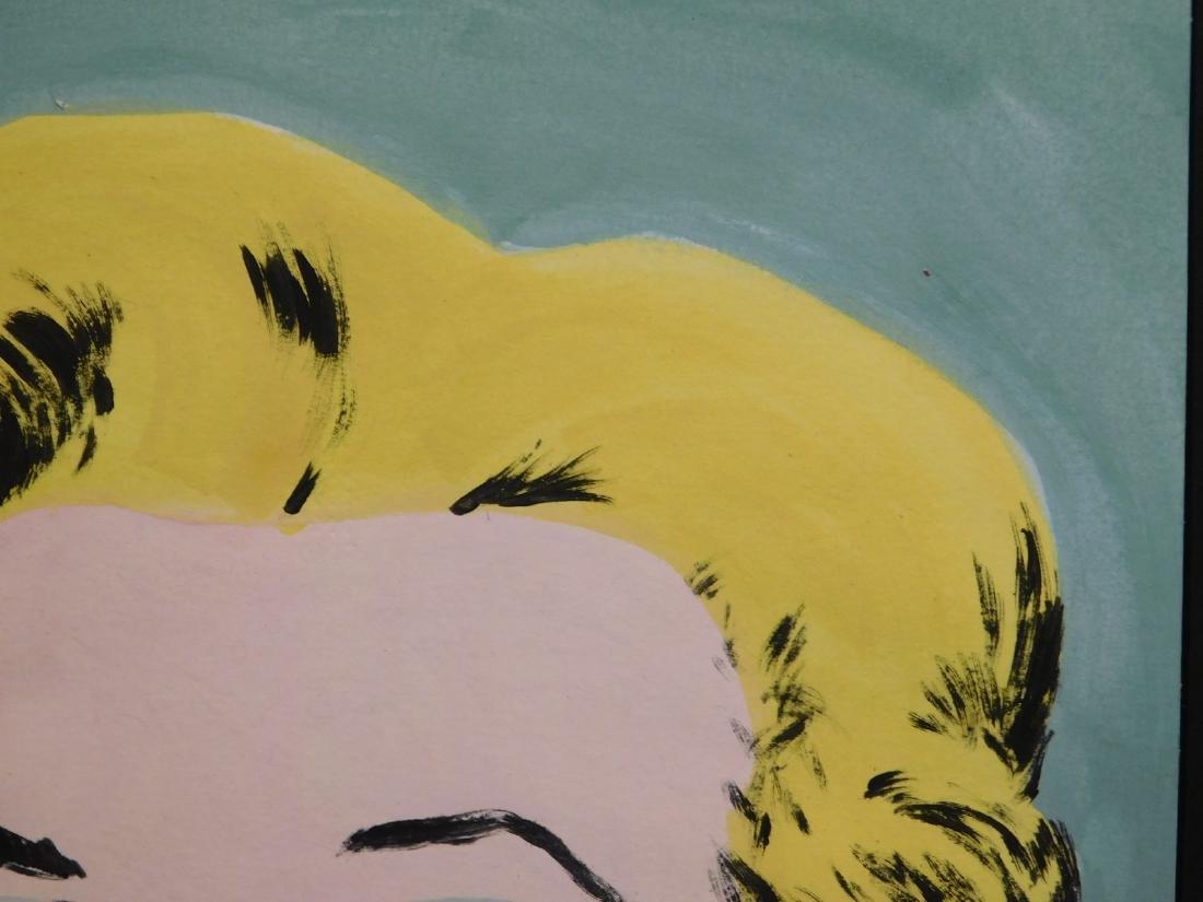 Andy Warhol: Marilyn Monroe - 7