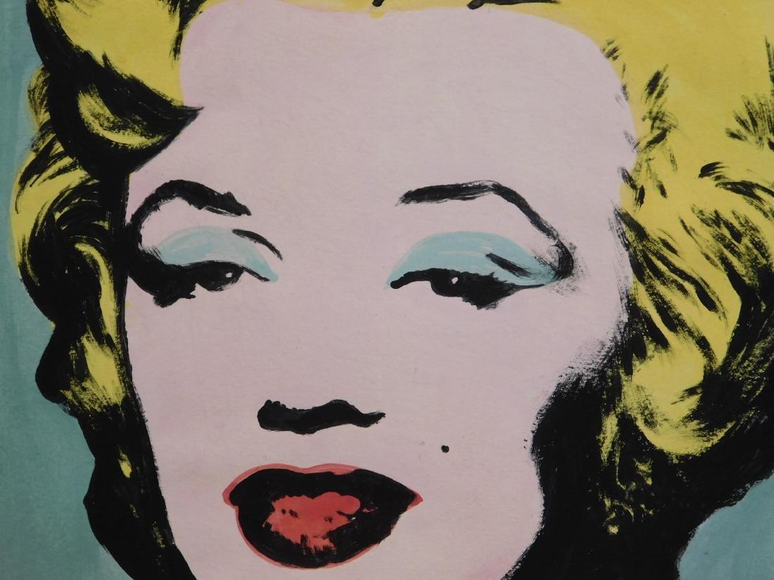 Andy Warhol: Marilyn Monroe - 8