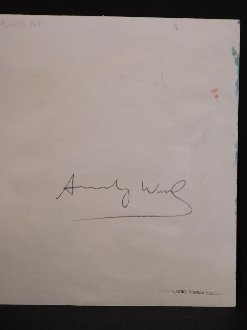 Andy Warhol: Marilyn Monroe - 9