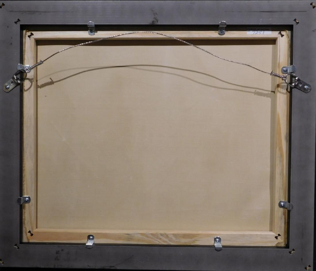 Helen Frankenthaler: Abstract Composition - 8