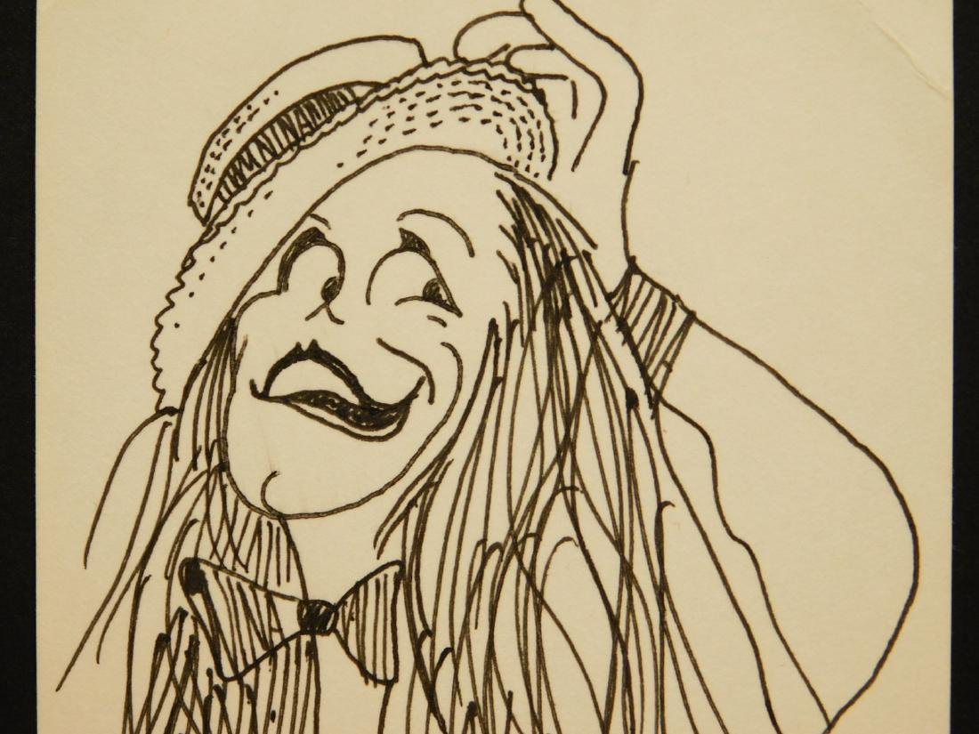 Al Hirschfeld: Caricature Drawing - 4