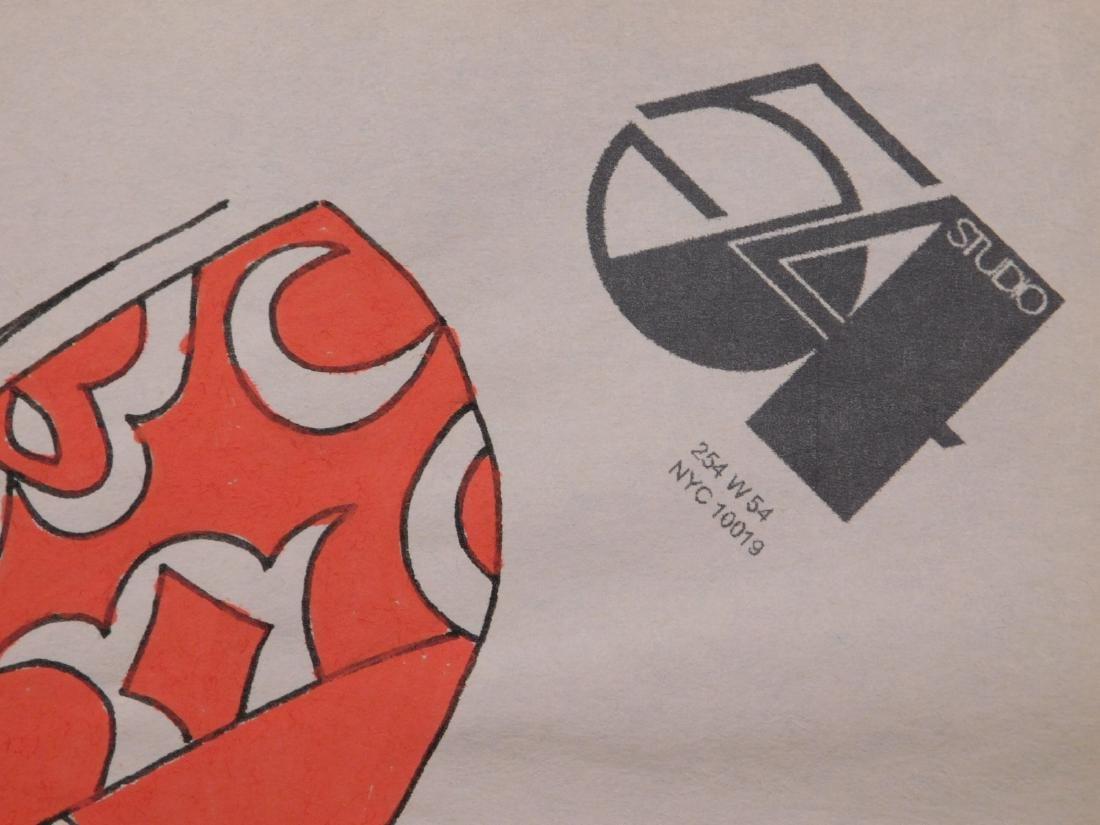 Andy Warhol: Red Heel - 4