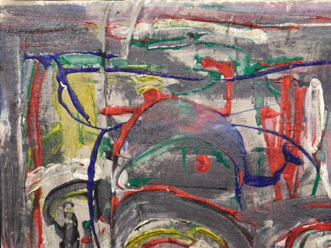 Jackson Pollock: Abstract Composition - 3