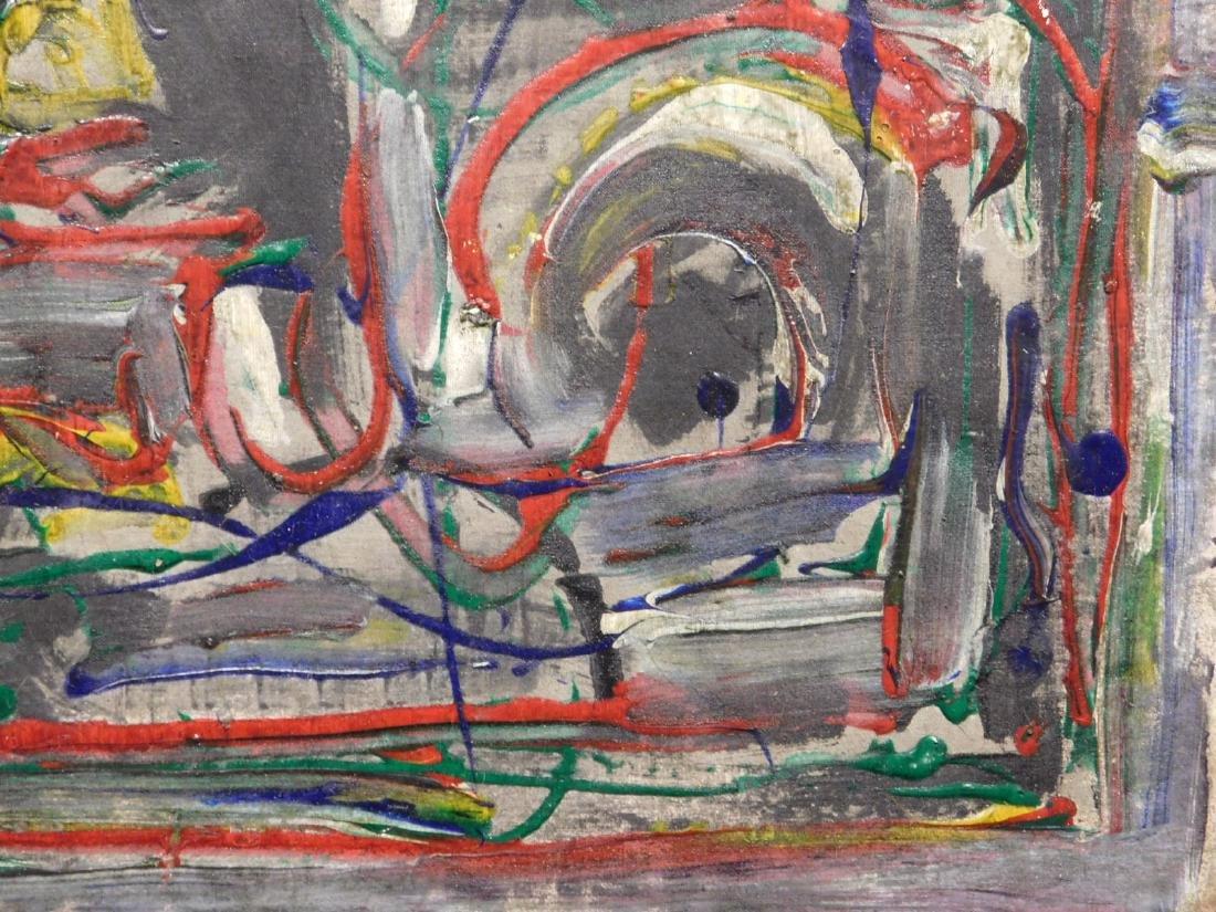 Jackson Pollock: Abstract Composition - 5