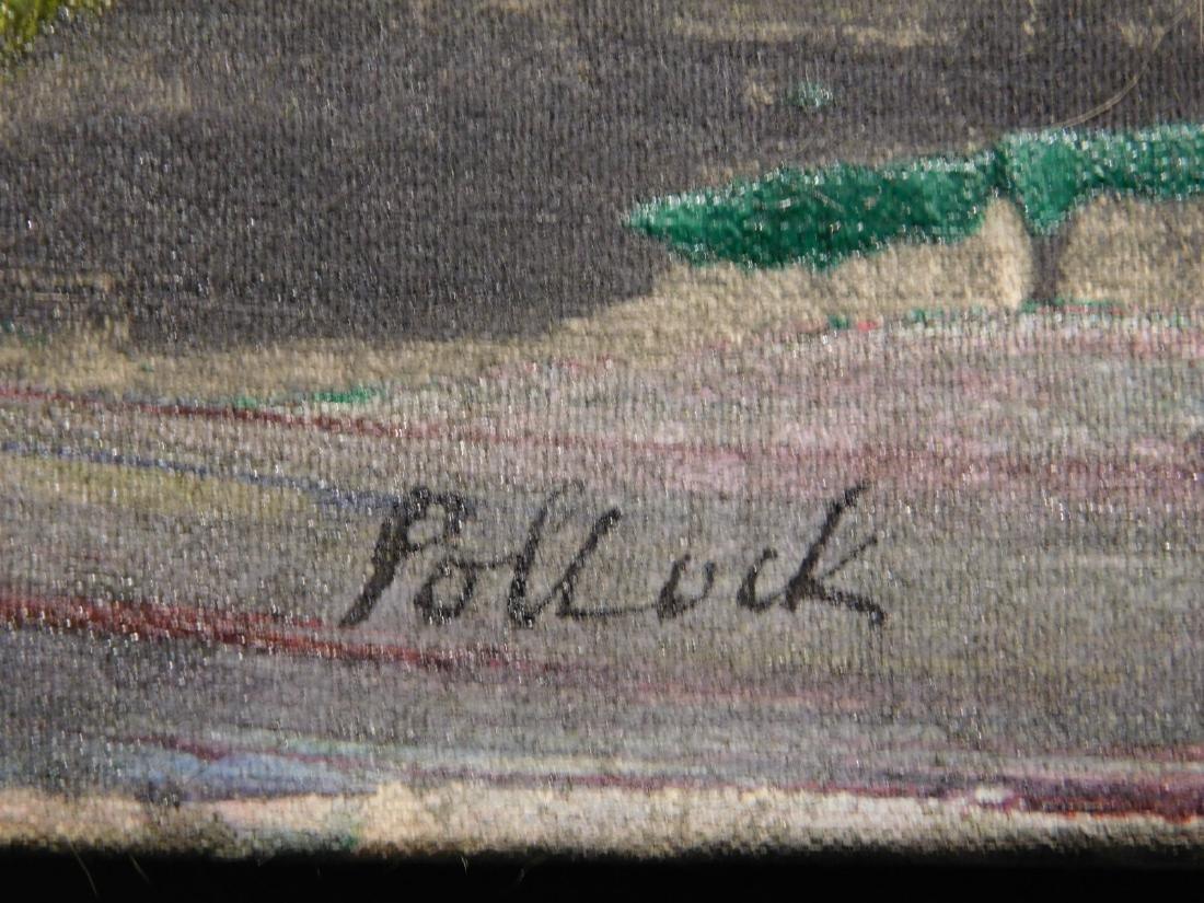 Jackson Pollock: Abstract Composition - 8