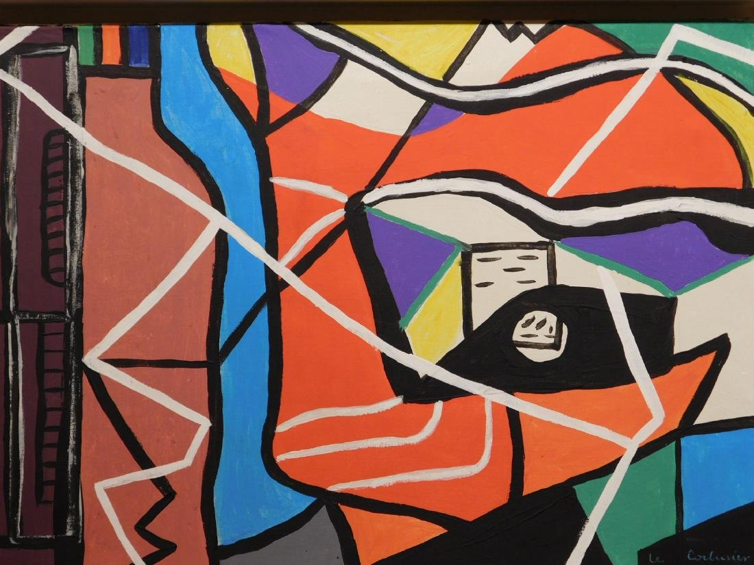 Le Corbusier: Abstract Composition