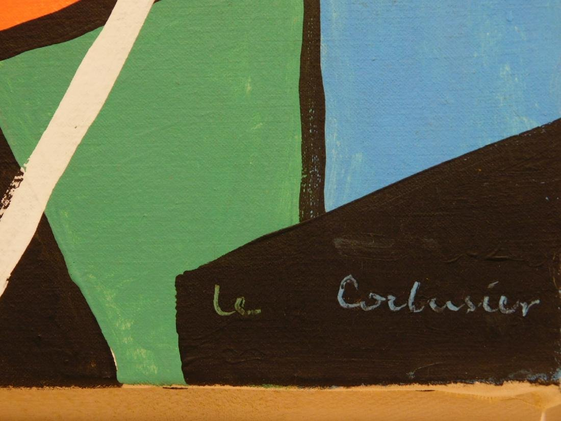 Le Corbusier: Abstract Composition - 3