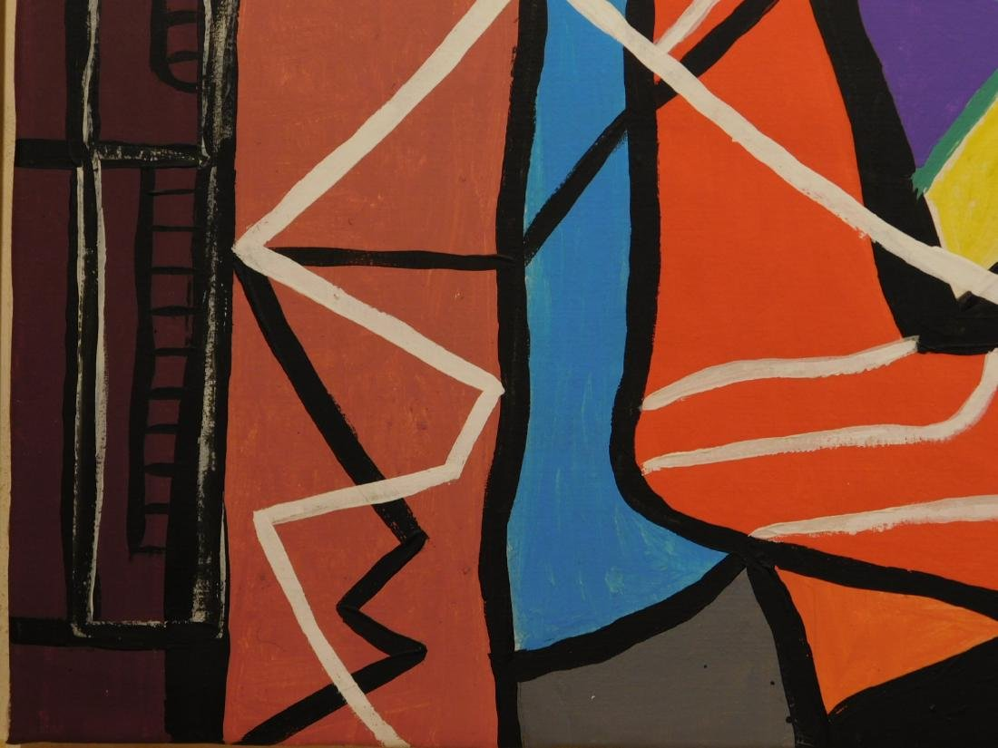 Le Corbusier: Abstract Composition - 8