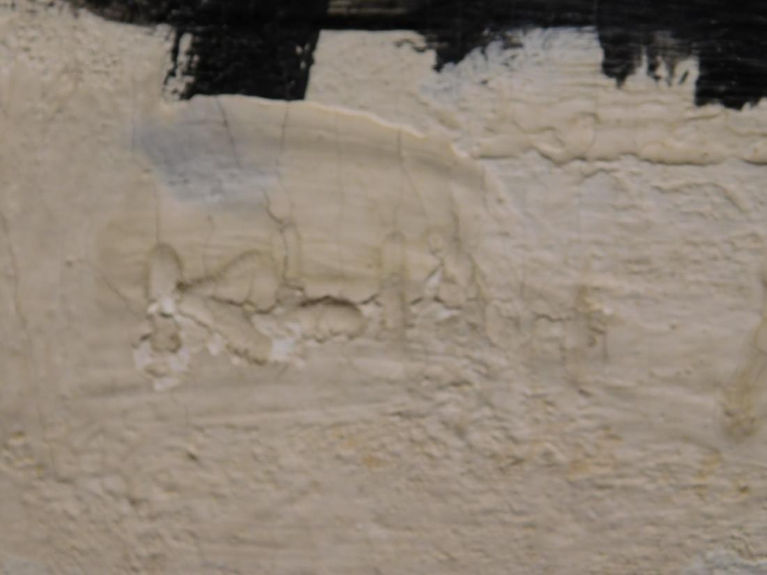 Franz Kline: Abstract Composition - 3