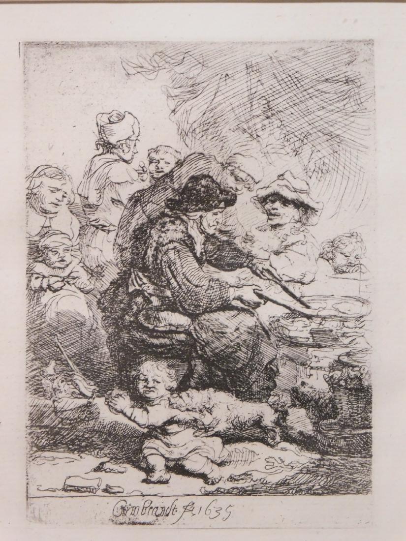 Rembrandt van Rijn: The Cook