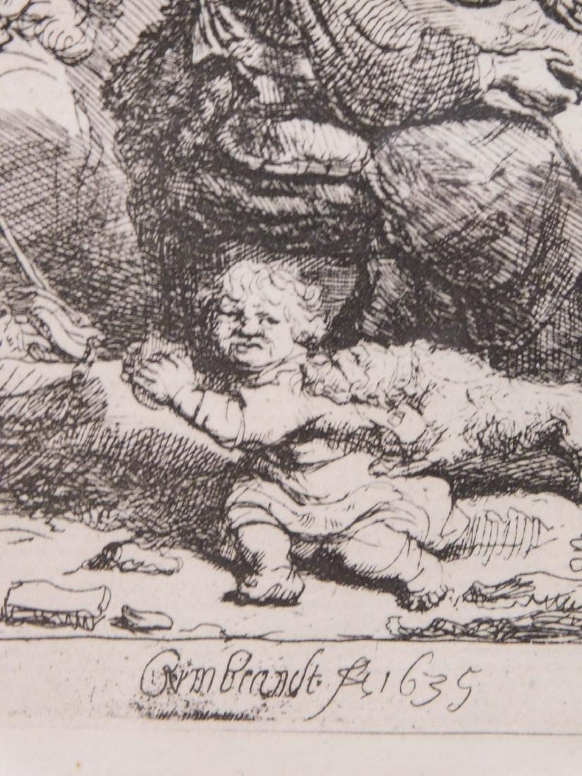 Rembrandt van Rijn: The Cook - 3