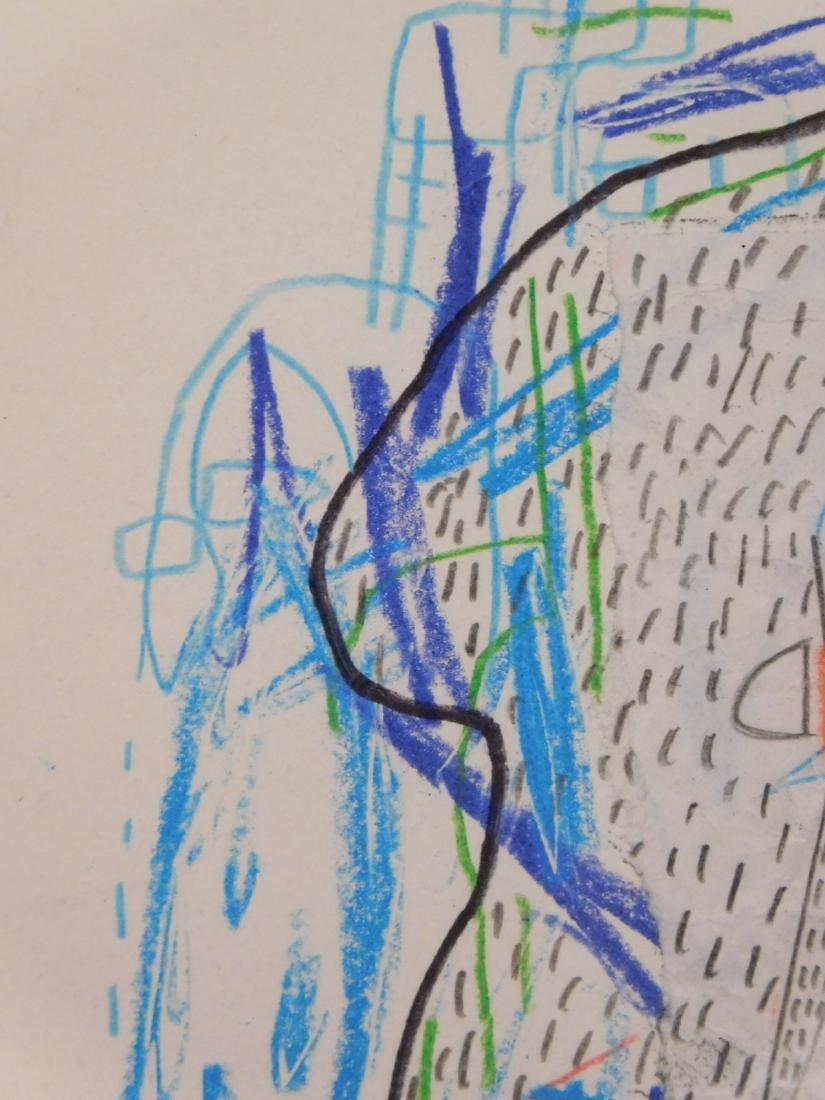 Manner of Jean-Michel Basquiat: Complex - 6