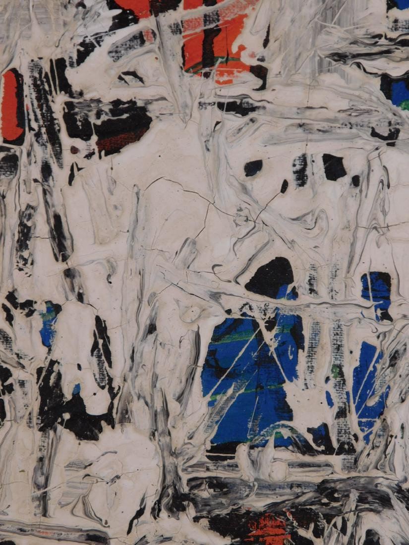 Lee Krasner: Abstract Composition - 10