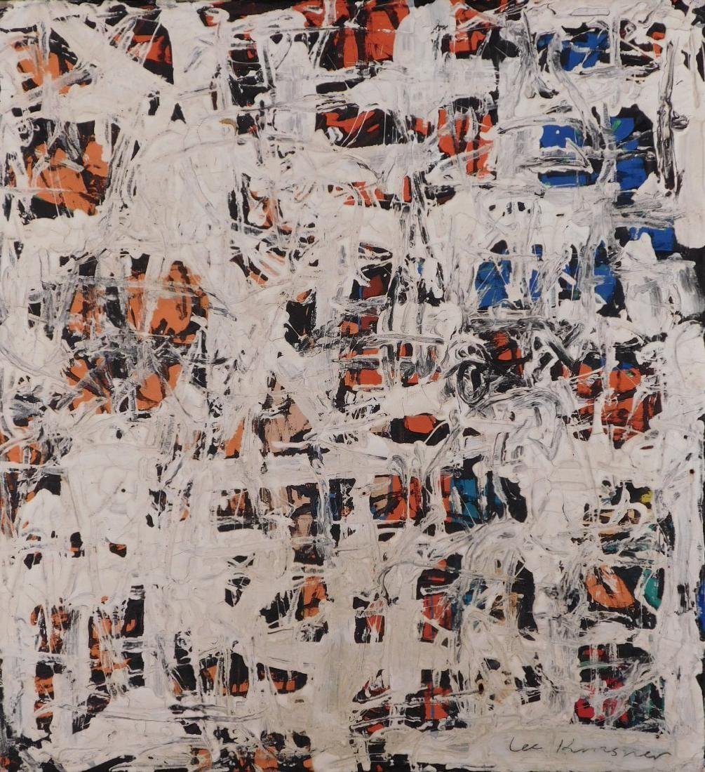 Lee Krasner: Abstract Composition