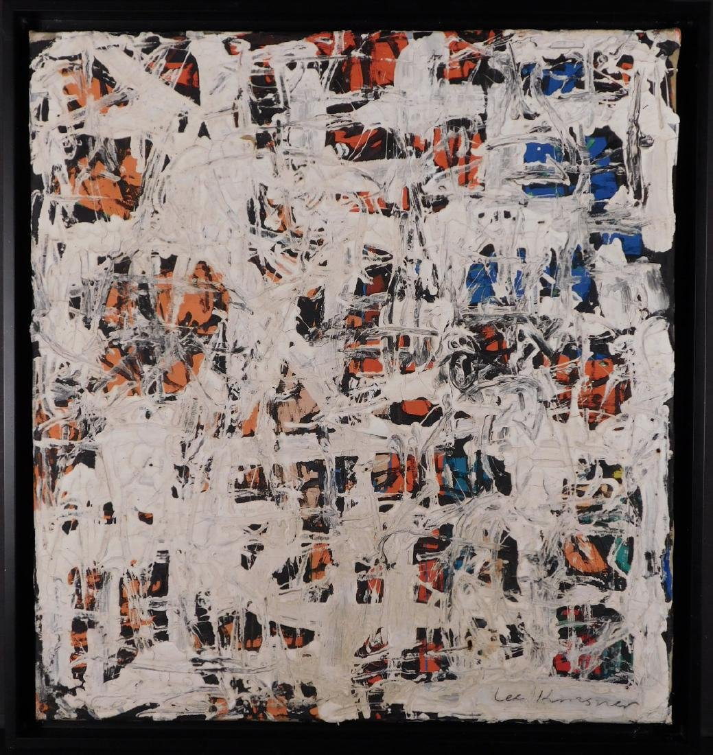 Lee Krasner: Abstract Composition - 2