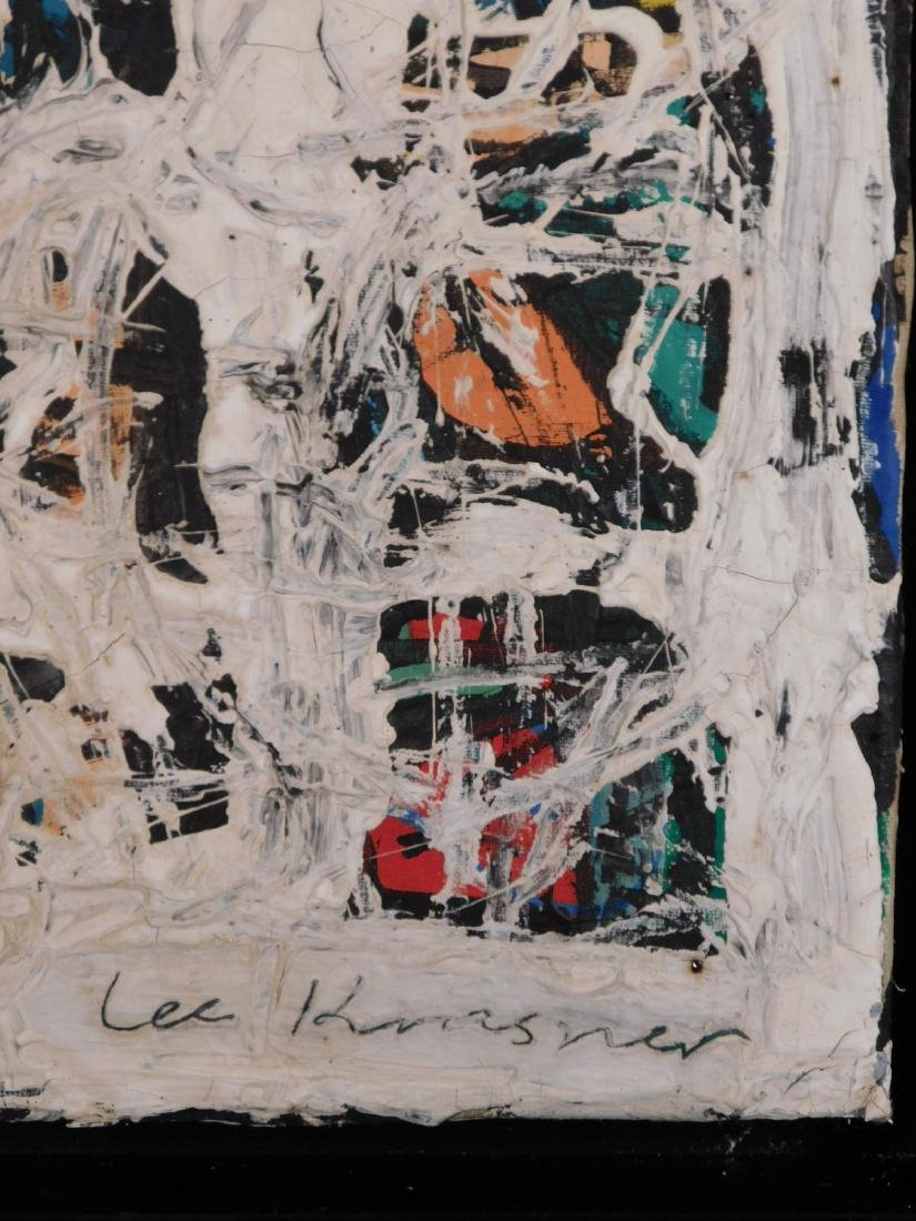 Lee Krasner: Abstract Composition - 3