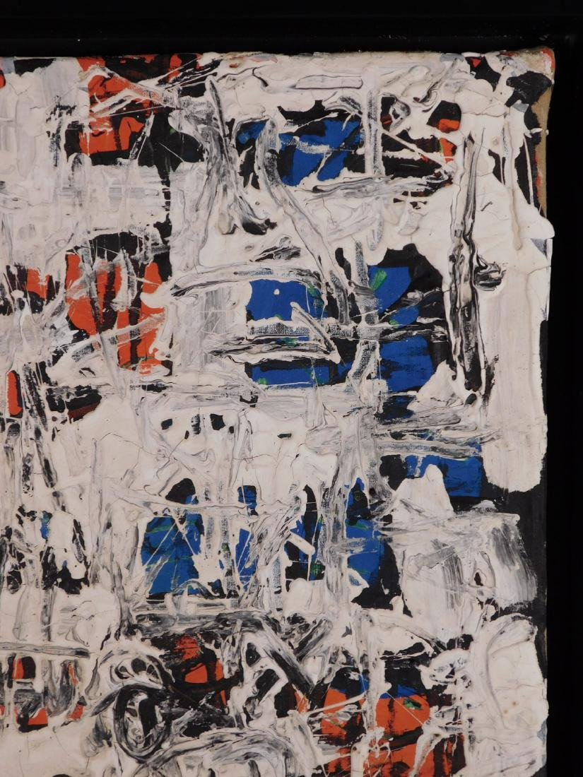 Lee Krasner: Abstract Composition - 4
