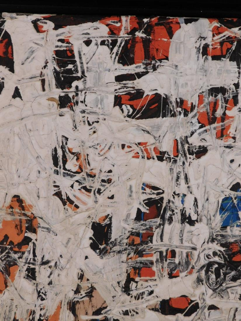 Lee Krasner: Abstract Composition - 5
