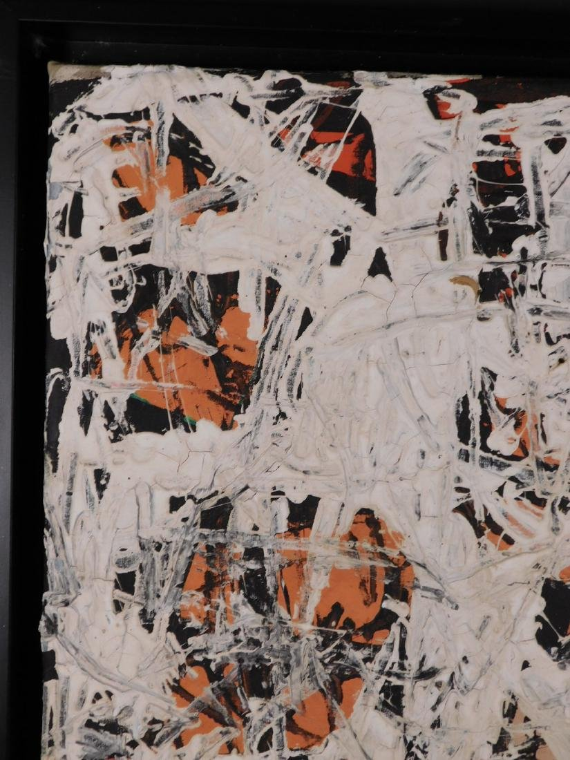 Lee Krasner: Abstract Composition - 6