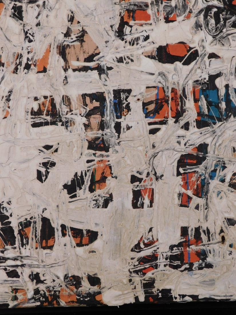 Lee Krasner: Abstract Composition - 8