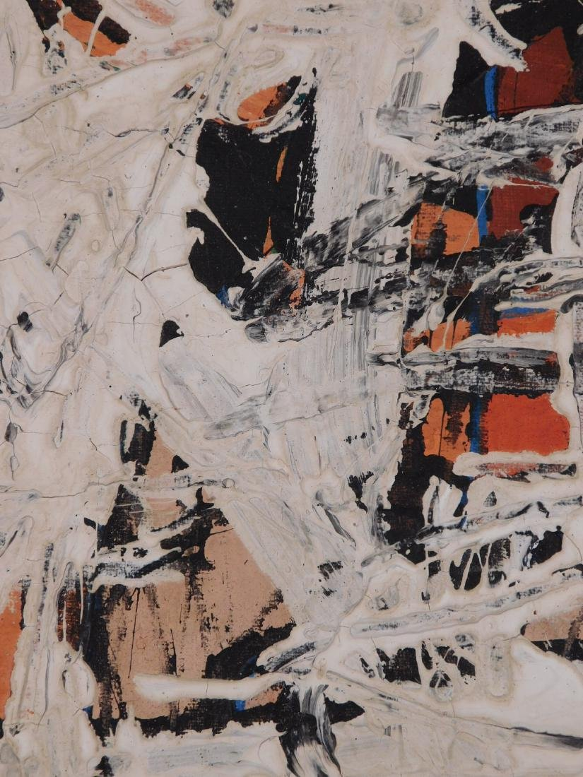 Lee Krasner: Abstract Composition - 9