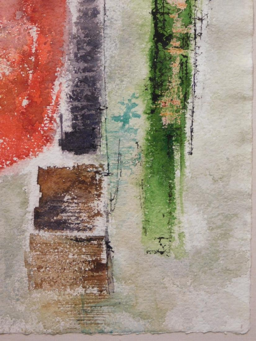 Harold Lewis: Abstract Composition - 6