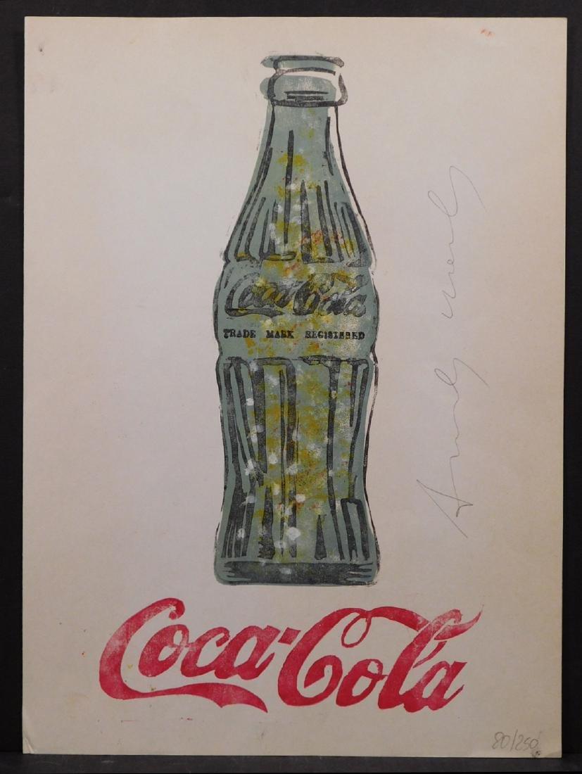 Andy Warhol: Coca Cola - 2
