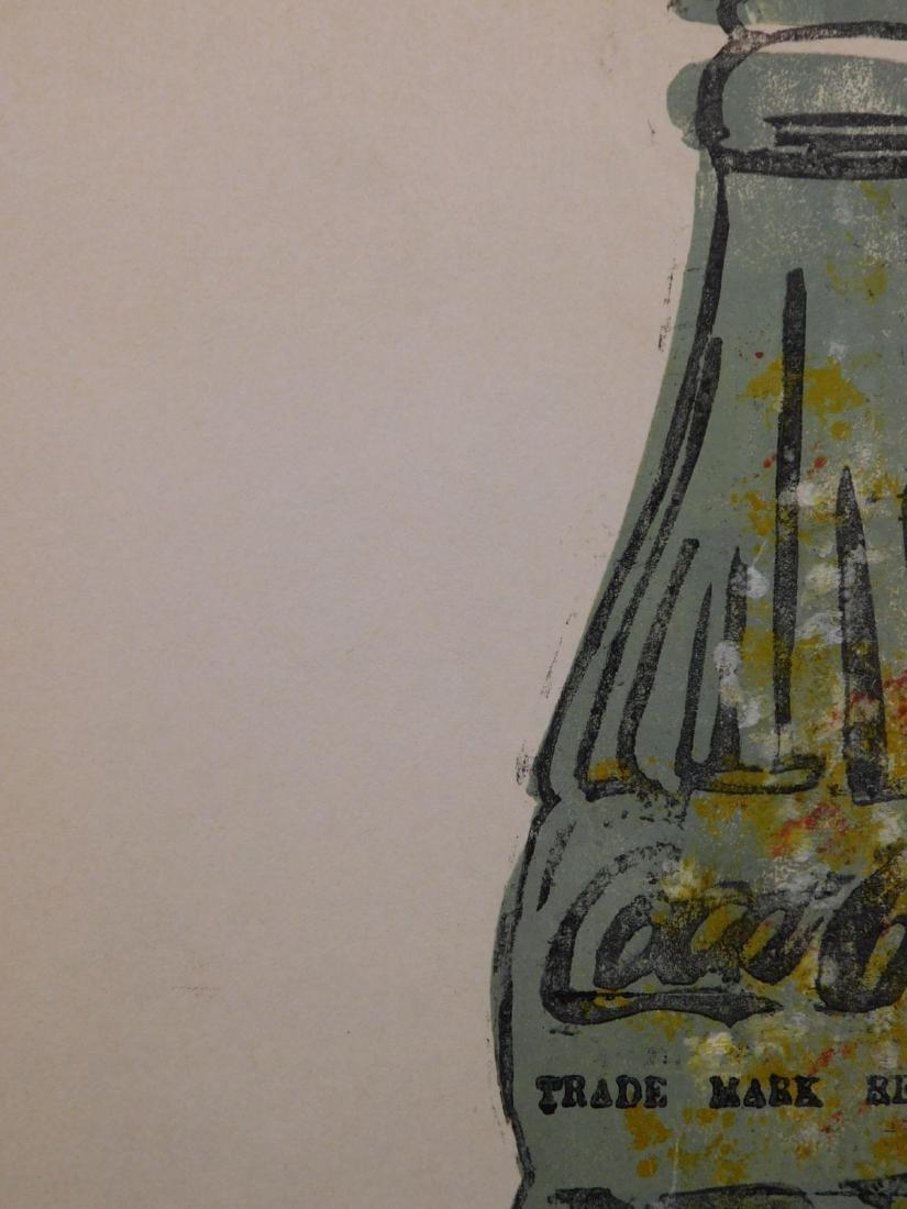 Andy Warhol: Coca Cola - 3