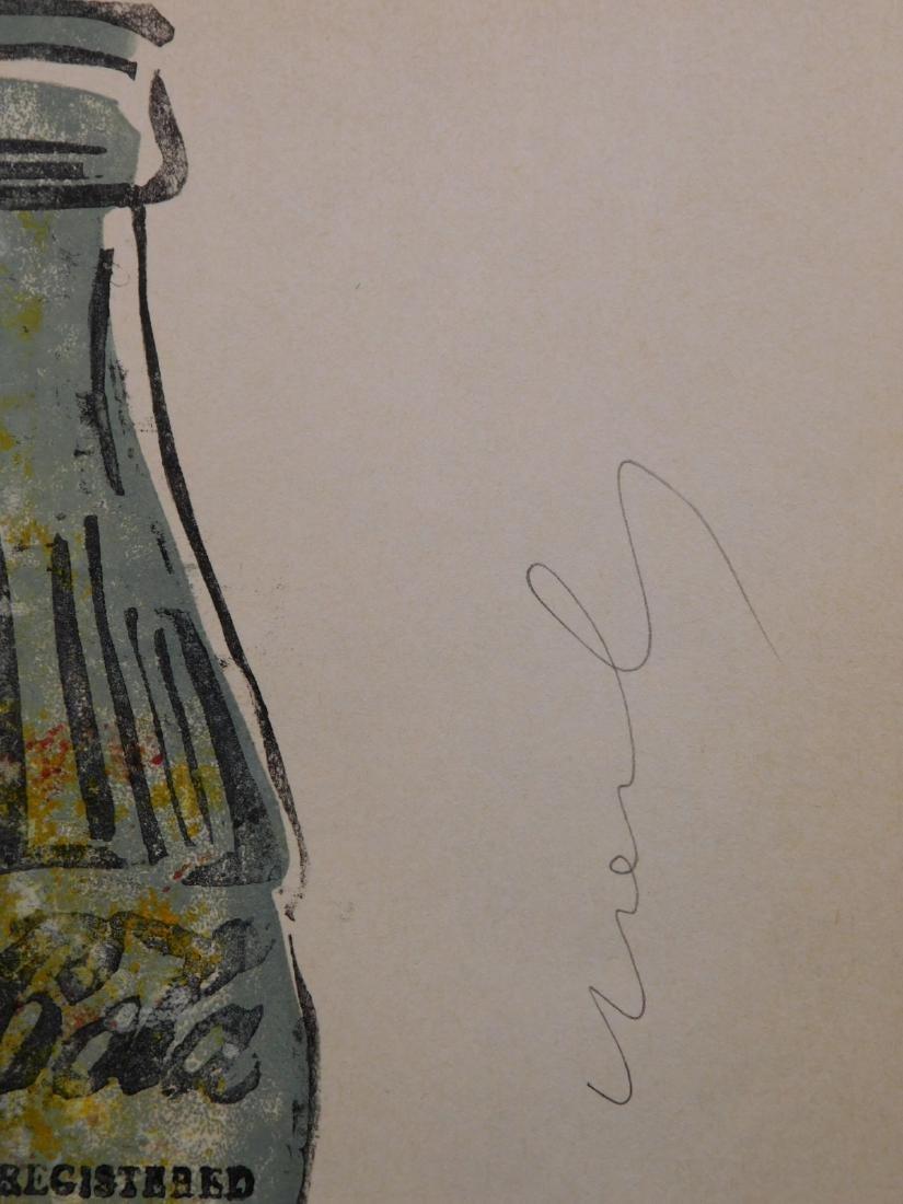 Andy Warhol: Coca Cola - 4