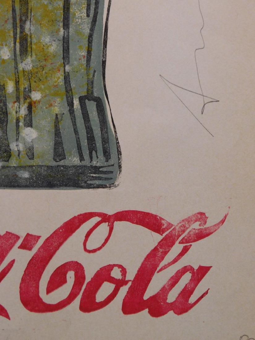Andy Warhol: Coca Cola - 5