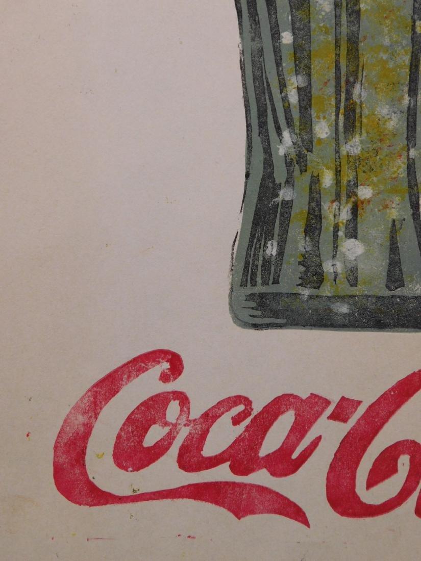 Andy Warhol: Coca Cola - 6