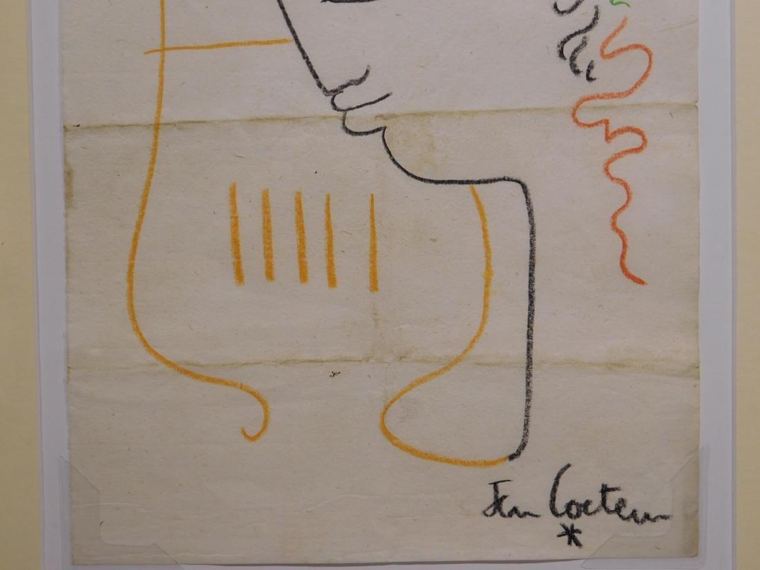 Jean Cocteau: Oedipus - 6