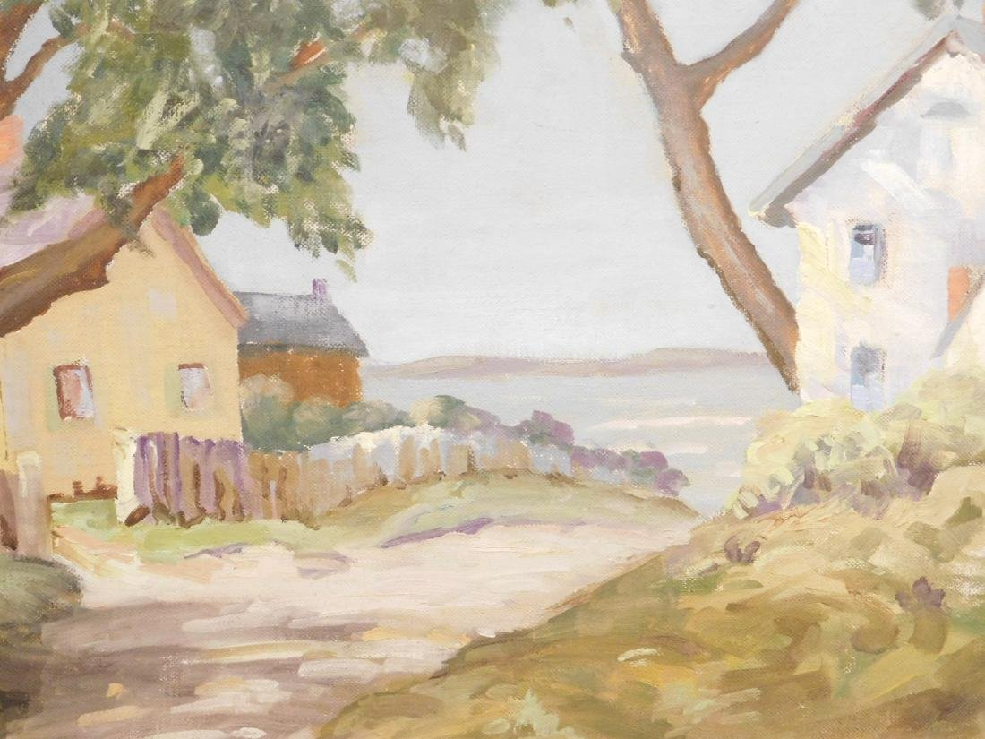 A Lane in Provincetown 1920's - 4
