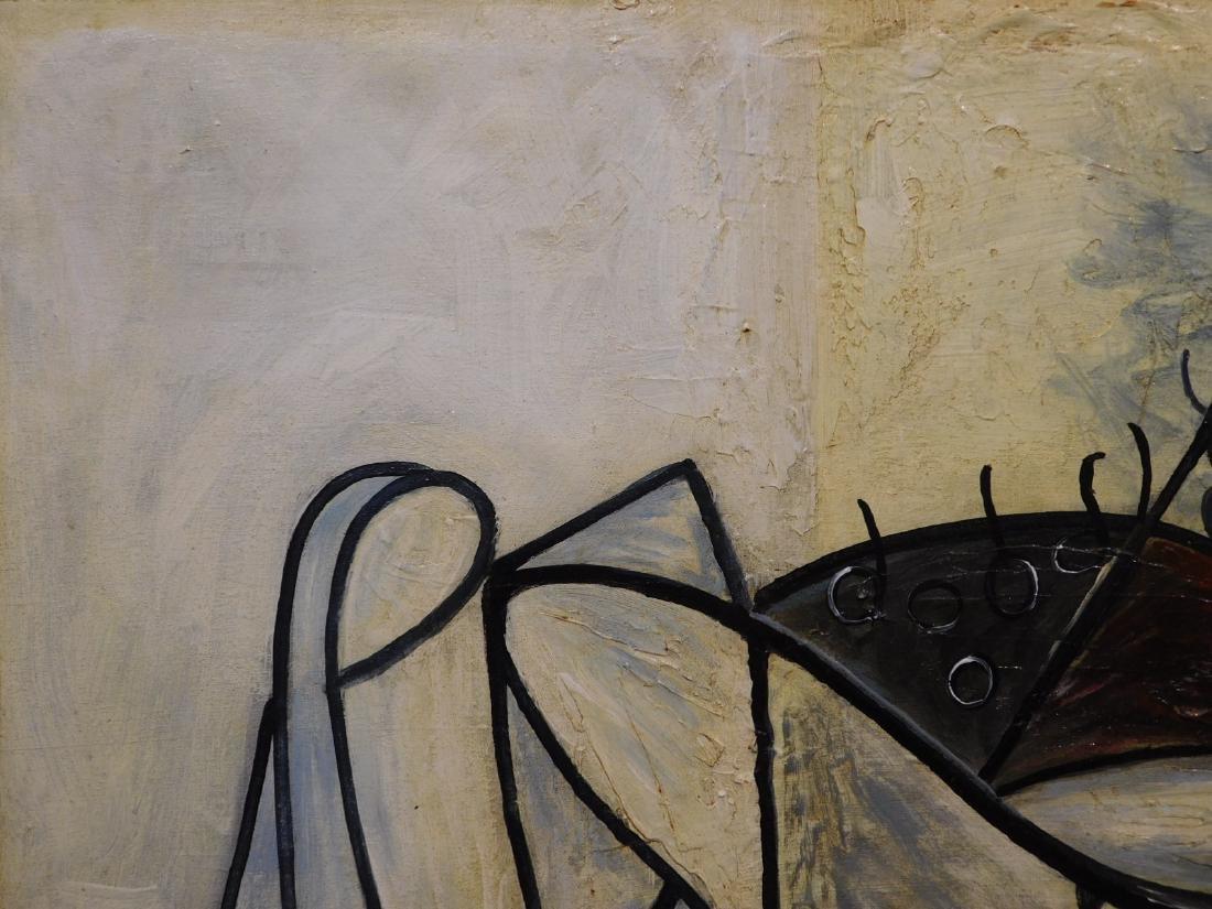 Pablo Picasso: Cubist Still Life - 3