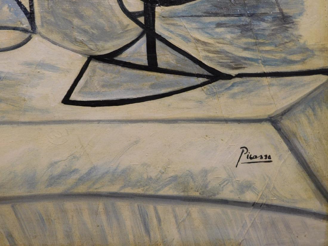 Pablo Picasso: Cubist Still Life - 5