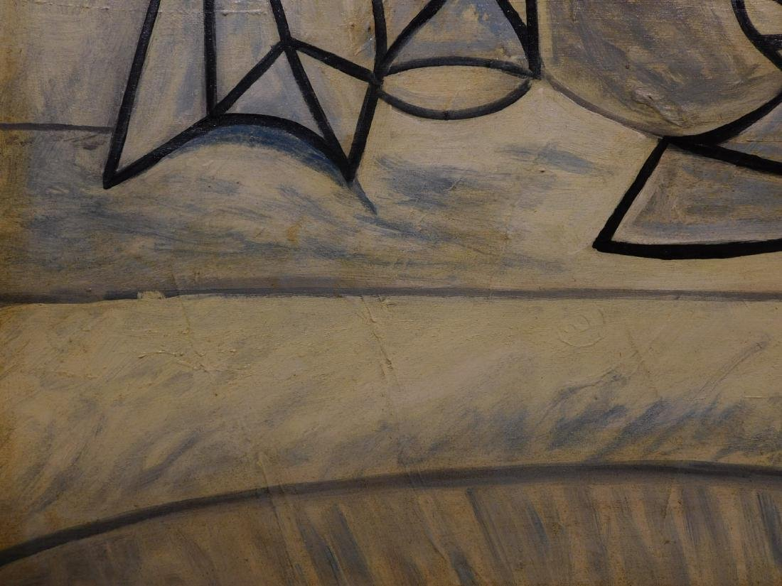 Pablo Picasso: Cubist Still Life - 6