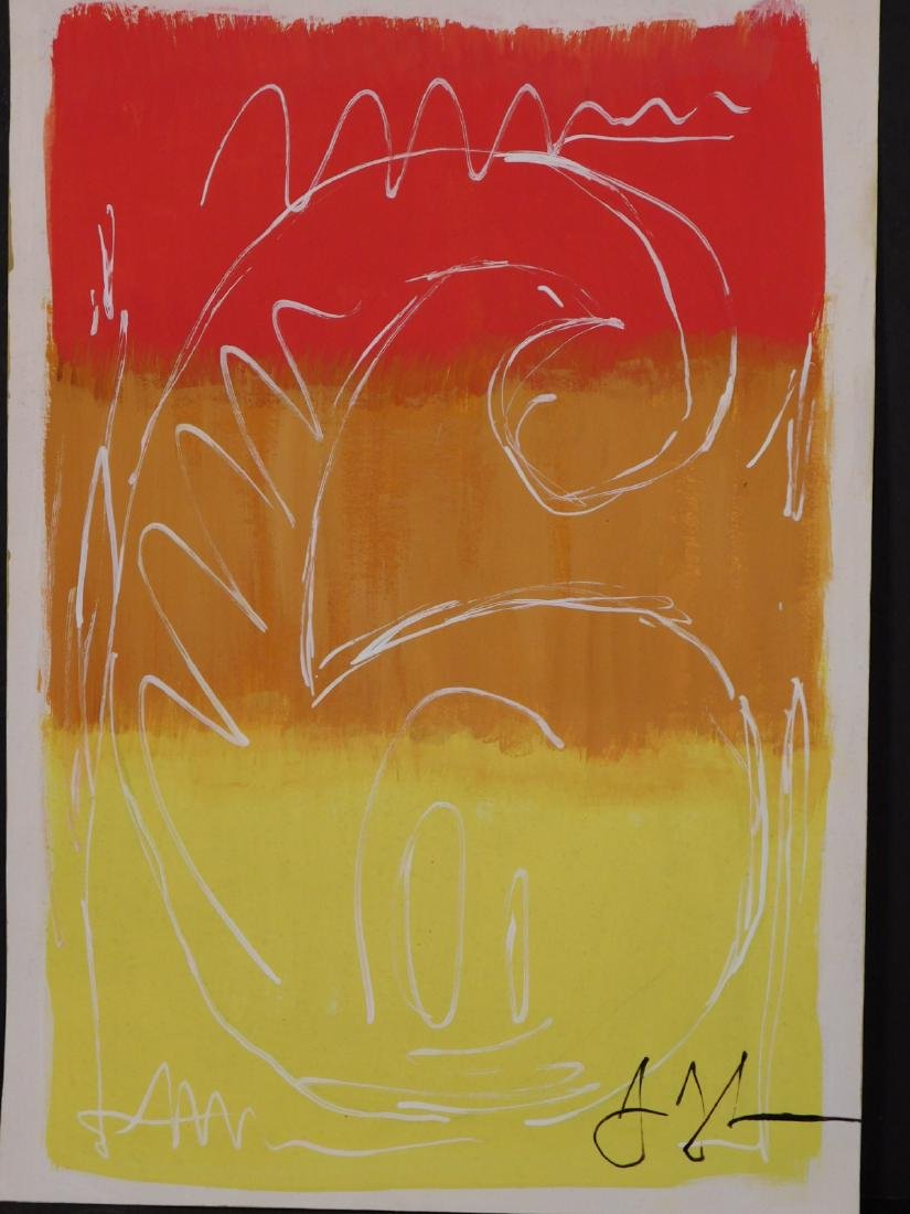 Jasper Johns: Number Six