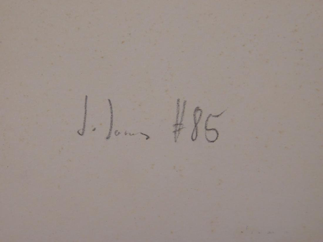 Jasper Johns: Number Six - 8