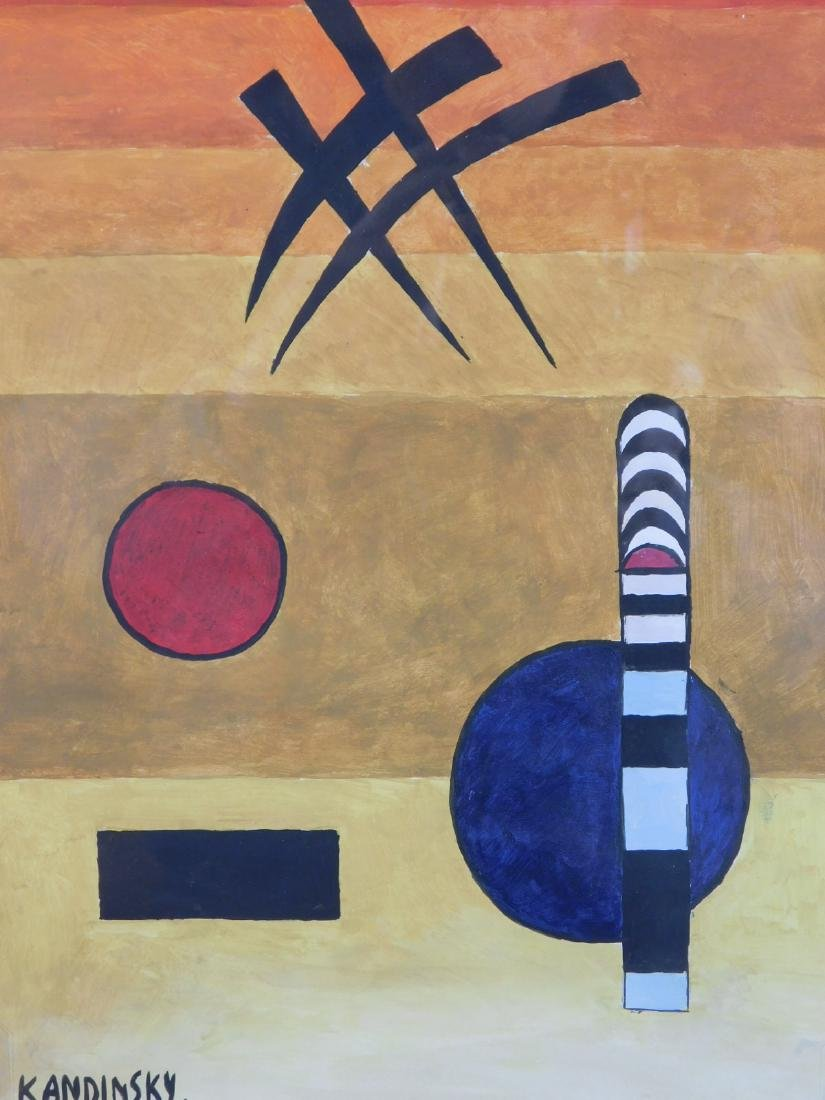 Wassily Kandinsky: Abstract Painting - 3