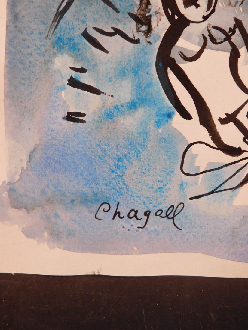 Marc Chagall: Cherub Scene - 3