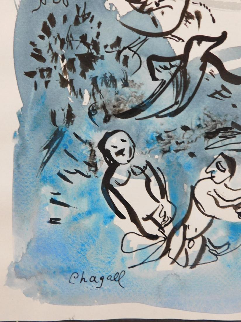 Marc Chagall: Cherub Scene - 7