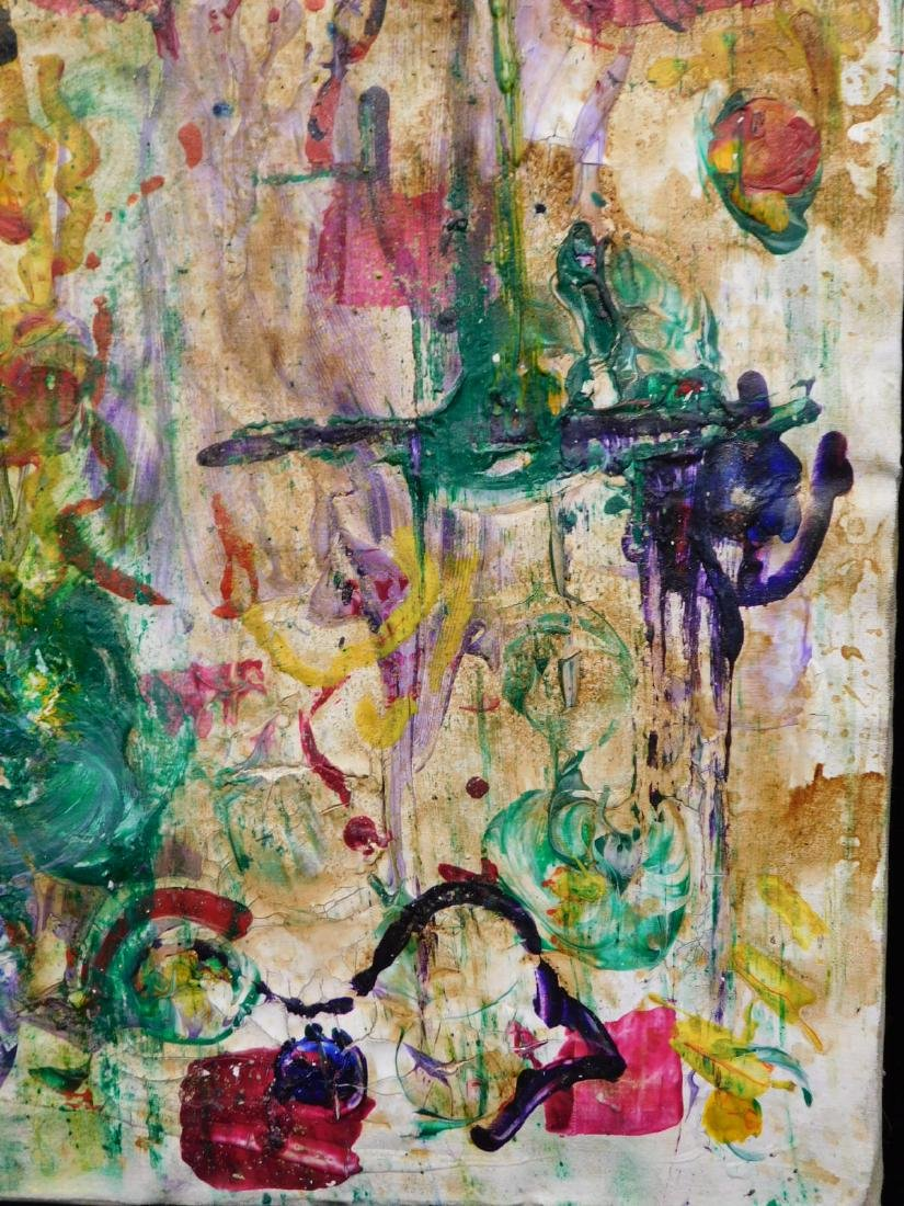 Sam Francis: Abstract Composition - 7