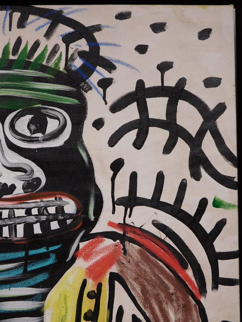 Jean Michel Basquiat: Untitled - 5