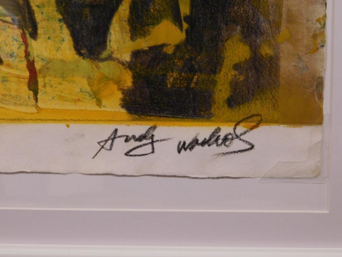 Andy Warhol: Woman with Bob Haircut - 3