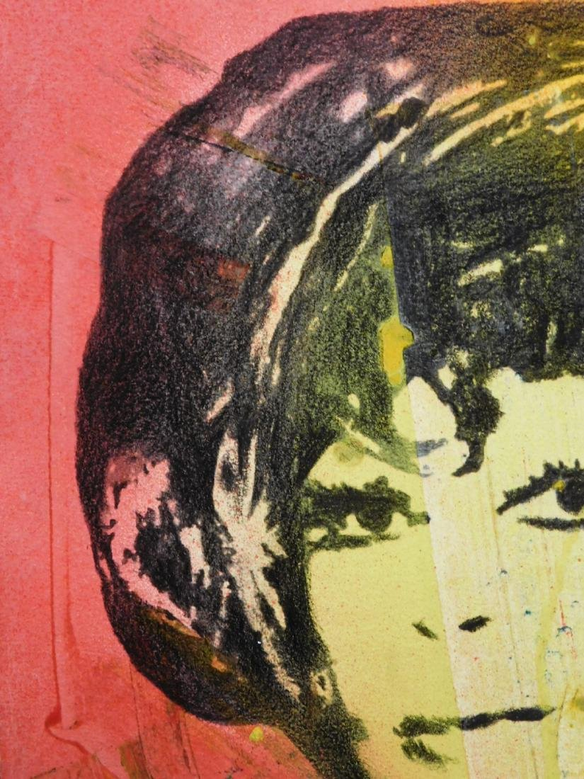 Andy Warhol: Woman with Bob Haircut - 5