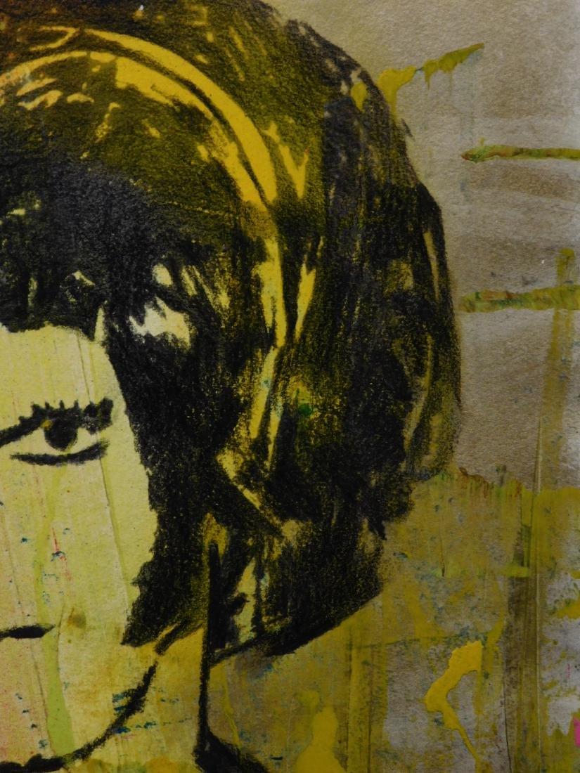 Andy Warhol: Woman with Bob Haircut - 6