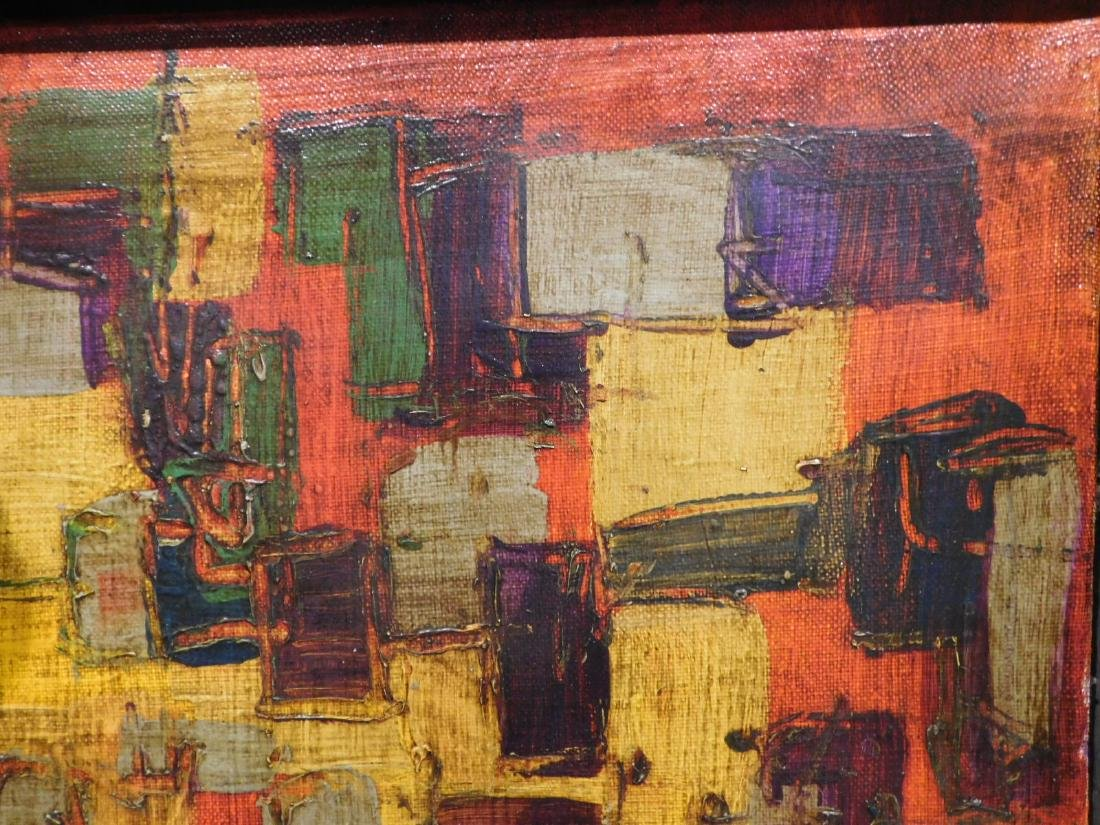 Hans Hofmann: Abstract Painting - 5