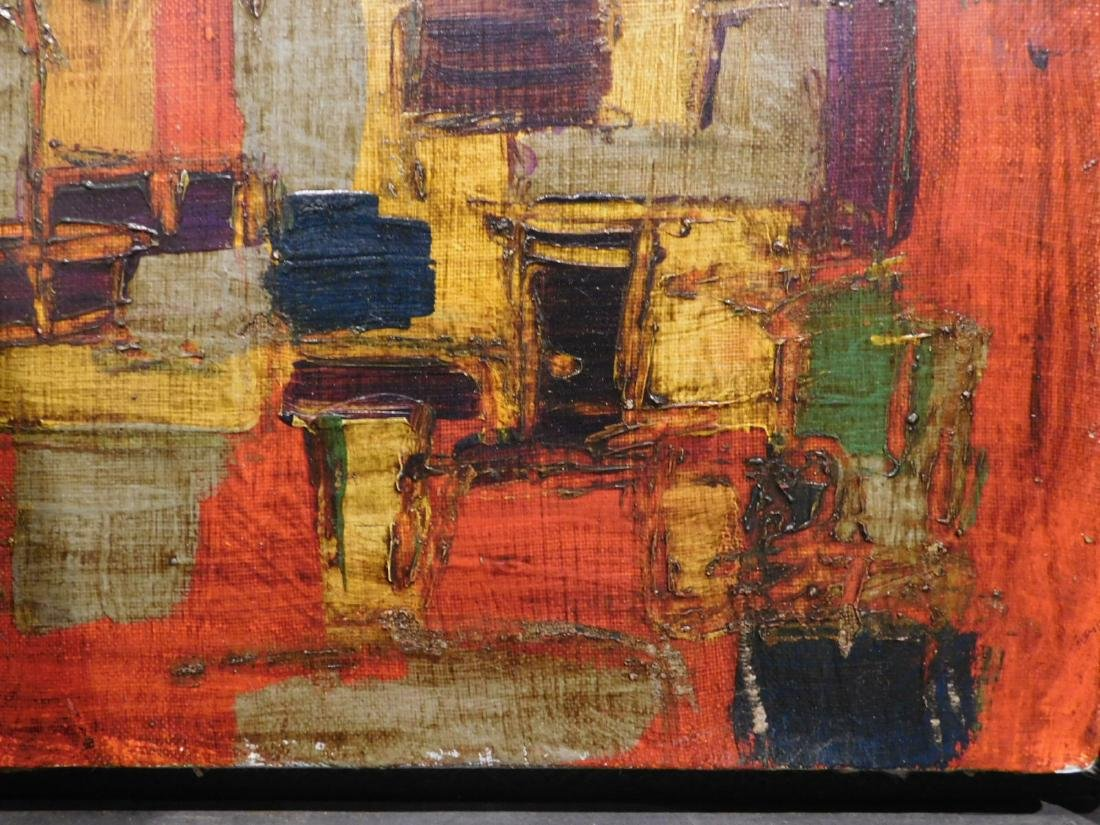 Hans Hofmann: Abstract Painting - 6