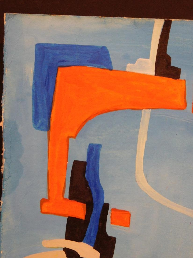 Andre Lanskoy: Abstract Composition - 5